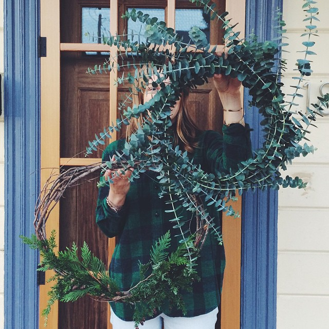 Wreath-makin' kind of day