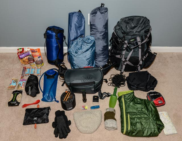 Review Mindshift Gear Rotation 180 Backpacking Load Out