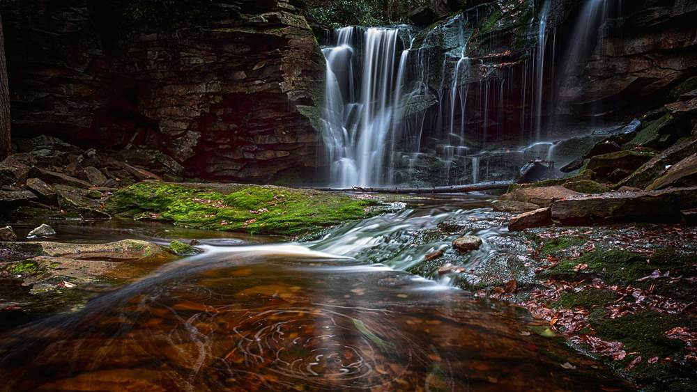 Elakala Falls, West Virginia. Winner of the 2014 Vincent Versace Award for Photographic Excellence!