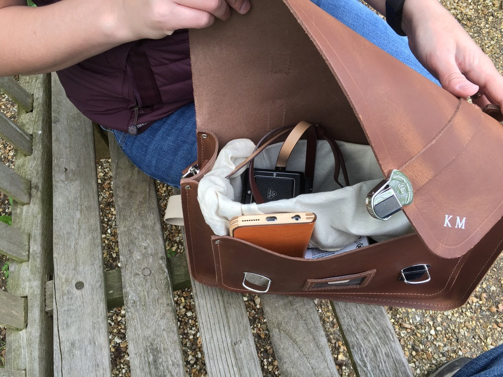 Review: Cambridge Satchel Company Bags — Scenic Traverse Photography