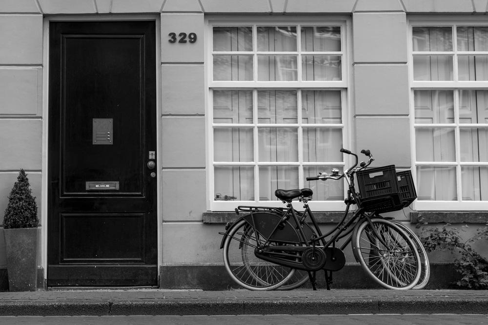 """Resting Bike"""