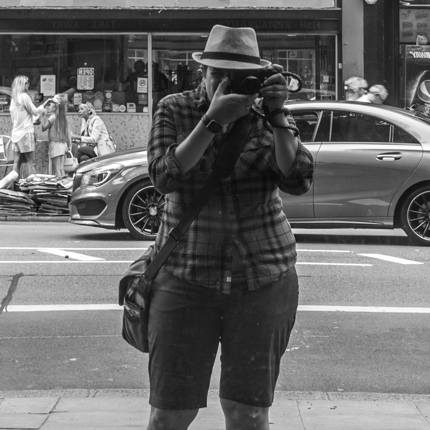 Self Portrait - Leica MM with Leica 35mm Summarit ASPH