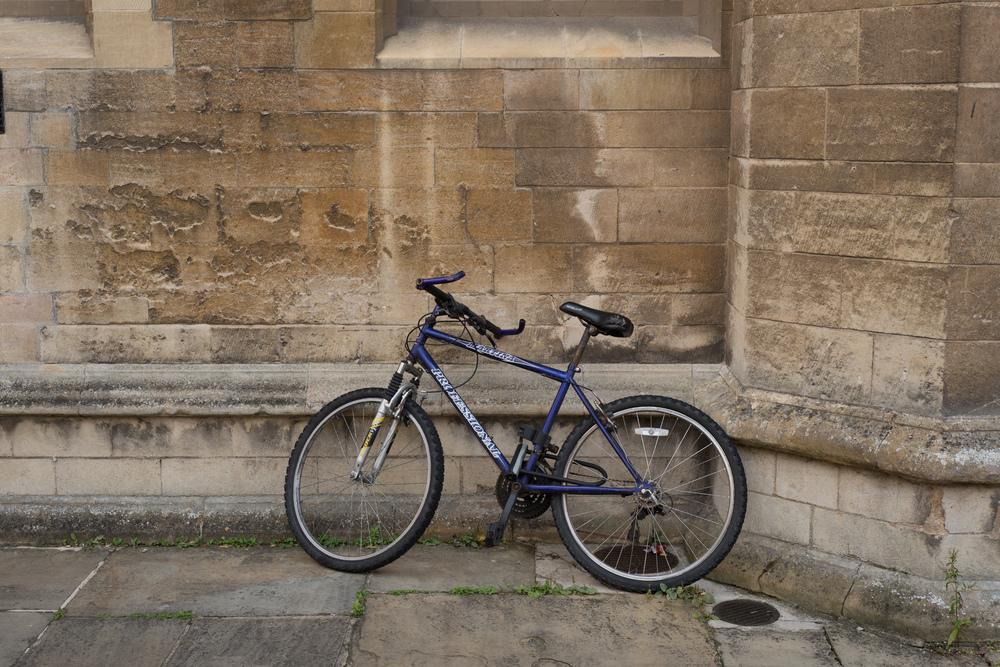 Bike - Leica Q @ f/5.6 (50mm crop)