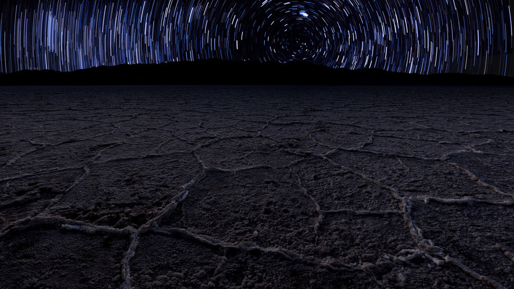 """Night Over Death Valley"""