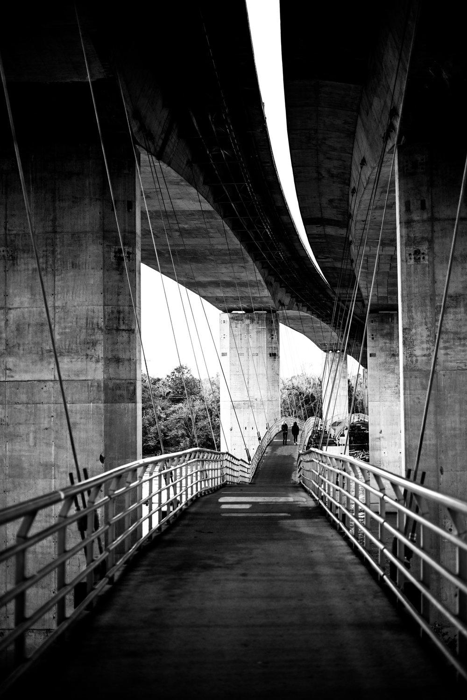 Bridge to Belle Island, Richmond, Virginia. Nikon Z7 with Zeiss Milvus 50mm f/2.