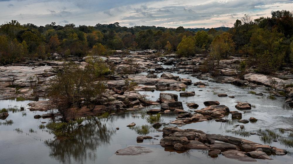 Belle Island, Richmond, Virginia. Nikon Z7 with Zeiss Milvus 50mm f/2.