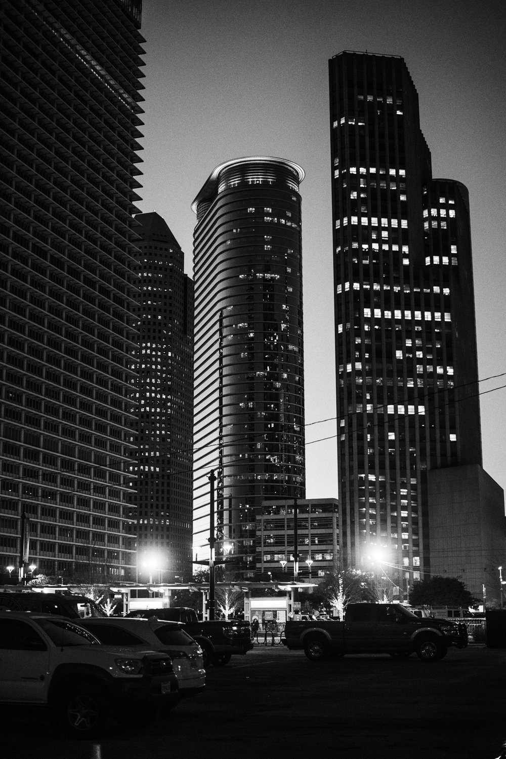 Downtown Houston BW-75.jpg