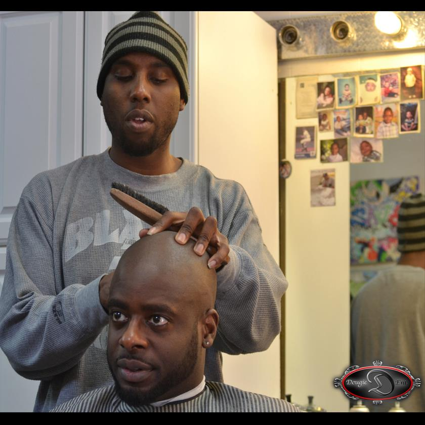 Sauce    Licensed Barber with over 15 years experience        Hometown: New Britain, CT