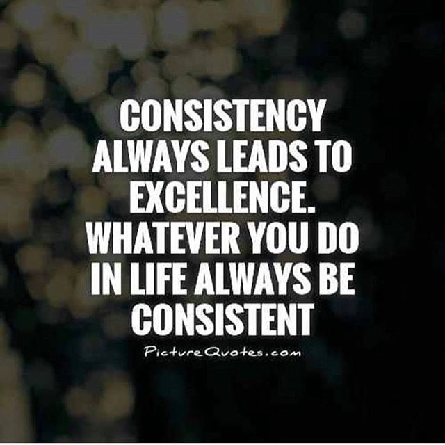 I am NOT perfect but I am DEFINITELY CONSISTENT!!! East coast or west coast, Earth or Mars, your location DOESN'T matter, if you are INCONSISTENT, SUCCESS is a LONGG way away.  #everybodywannabechiefnotenoughindians #iftheshoefits #foodforforthoughtudothedishes #justsayin