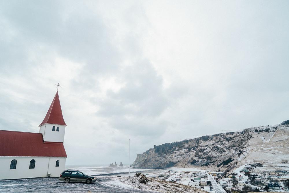 SAD Car Iceland