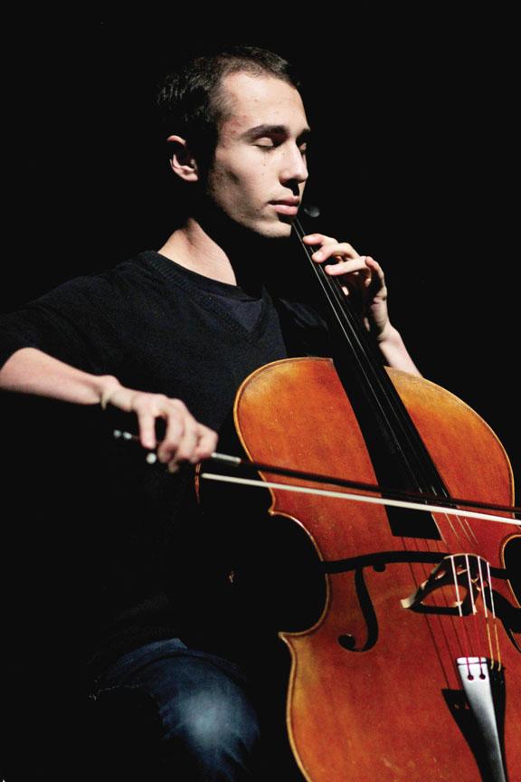 U Prep musicians perform at 10d — 10 degrees