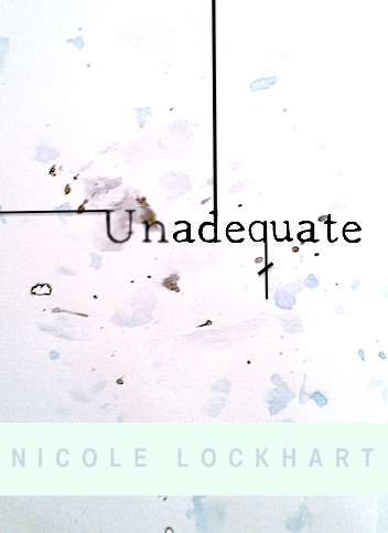 A debut novel by Nicole Lockhart. To be published in September 2013.