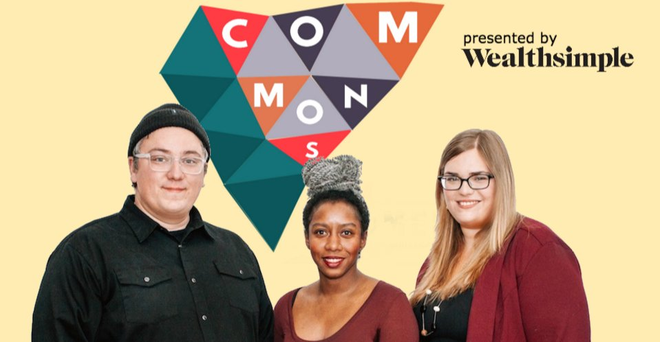New episodes of Commons begin on Tuesday Feb. 21 and will drop every other Tuesday after that.