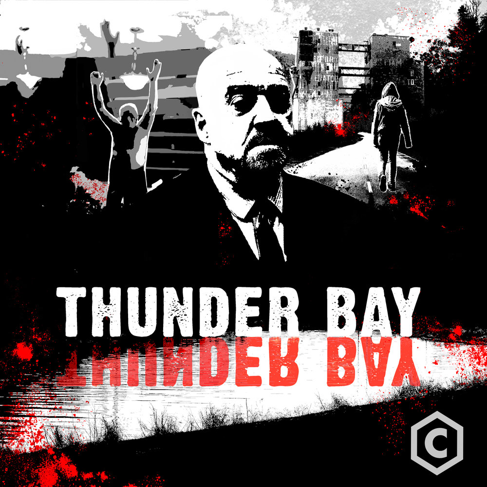 Click on the artwork to listen to Thunder Bay on Apple Podcasts, OR, search for Thunder Bay wherever you listen to podcasts. Make sure to RATE, COMMENT & SUBSCRIBE to the show  wherever  you listen.