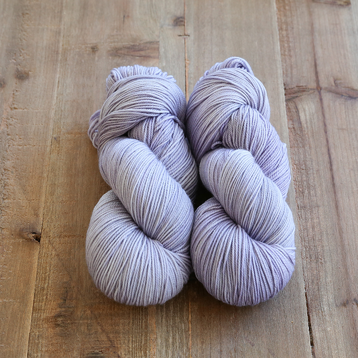 Super Sweet Sock - Smoky Lilac