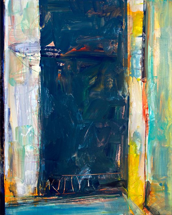 7 - Blue Window