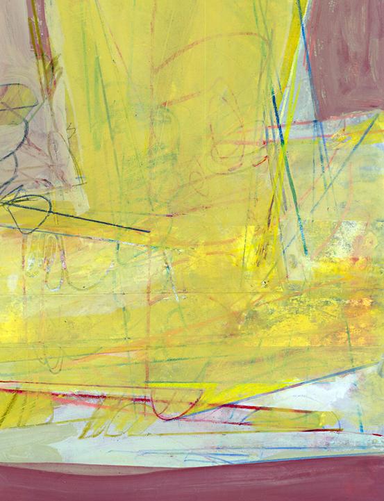 23 - Yellow Cross