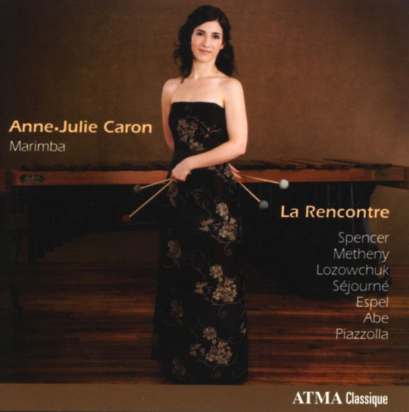 La Rencontre - Anne-Julie Caron