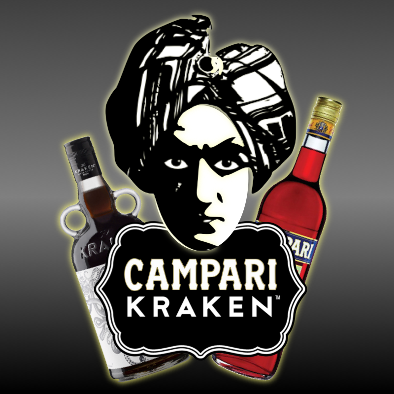 Campari Kraken Gray