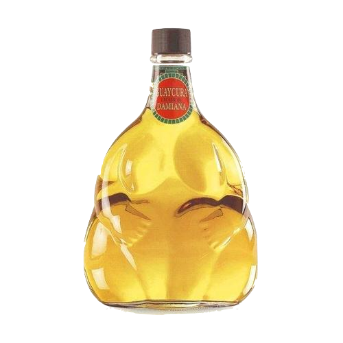 Damiana Liquor is worth the bottle alone, but the unique flavor makes it a nice addition to some classic drinks like Margaritas and Martinis.