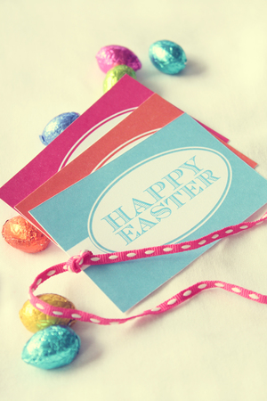 Printable elephantshoe blog happy easter free easter tag printable negle Images