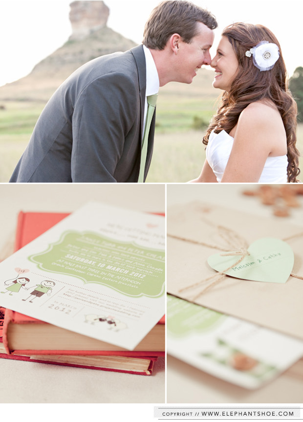 Stationery Photography by :  Blackframe Photography