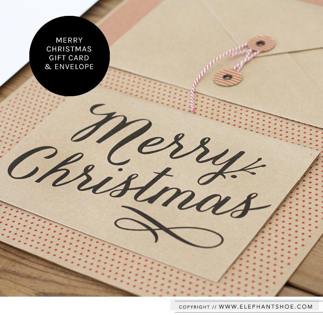 Elephantshoe Christmas Card