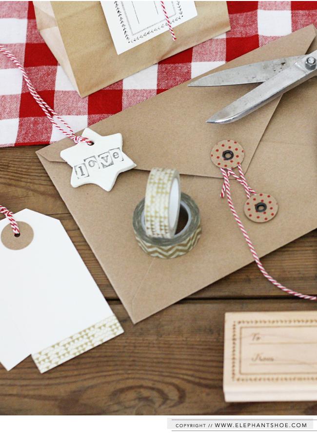 Elephantshoe Christmas Wrapping Products