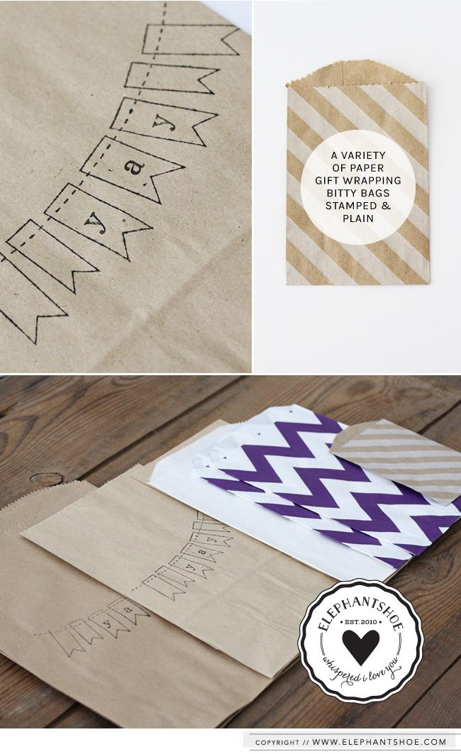 Elephantshoe Paper Bags