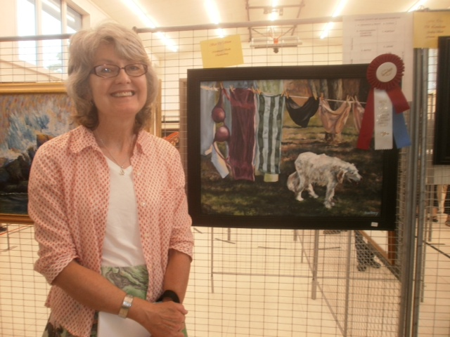 Best of Show, Franklin County Art Alliance 2013