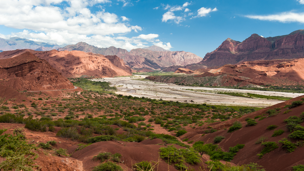 The road to Cafayate