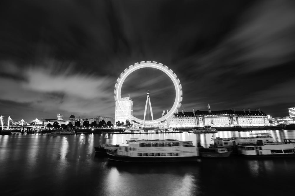 The moving eye - London, United Kingdom.