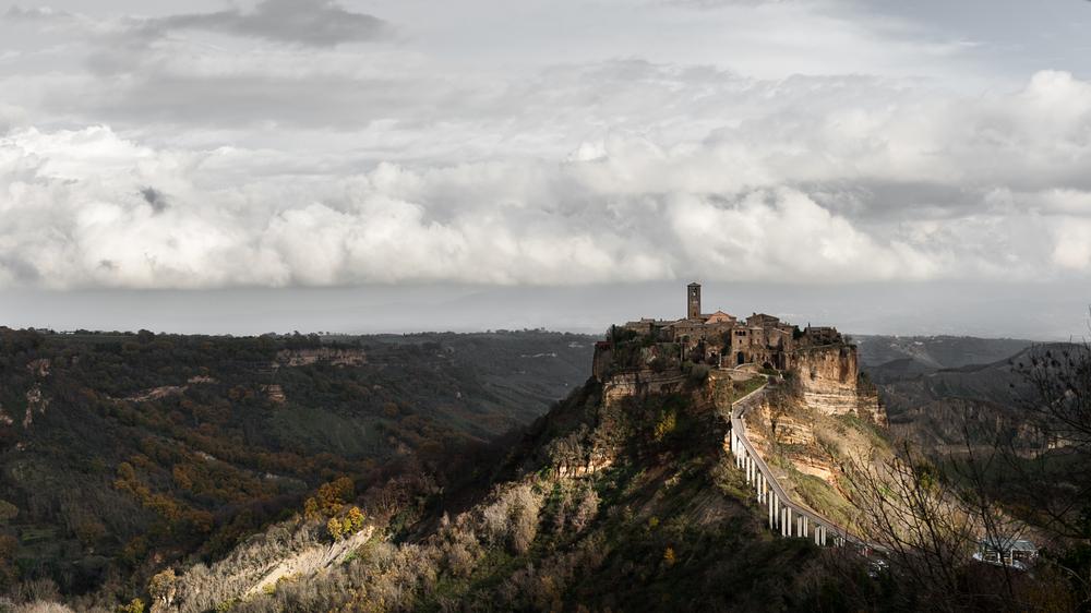 Civita D´Bagnoregio - Orvieto, Italy