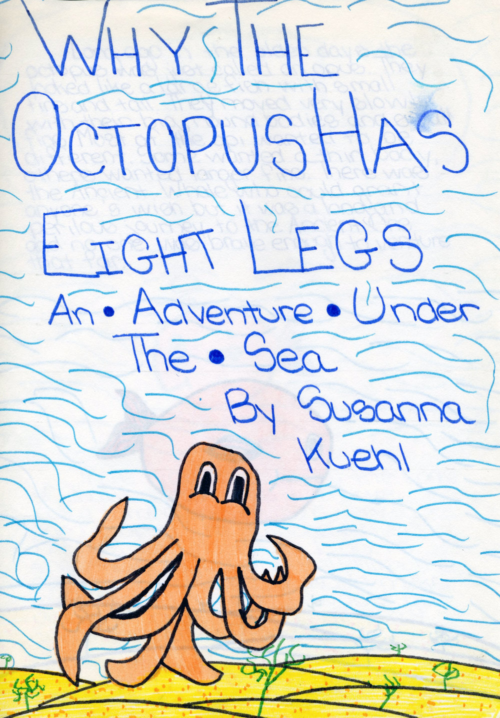 Why The Octopus Has Eight Legs