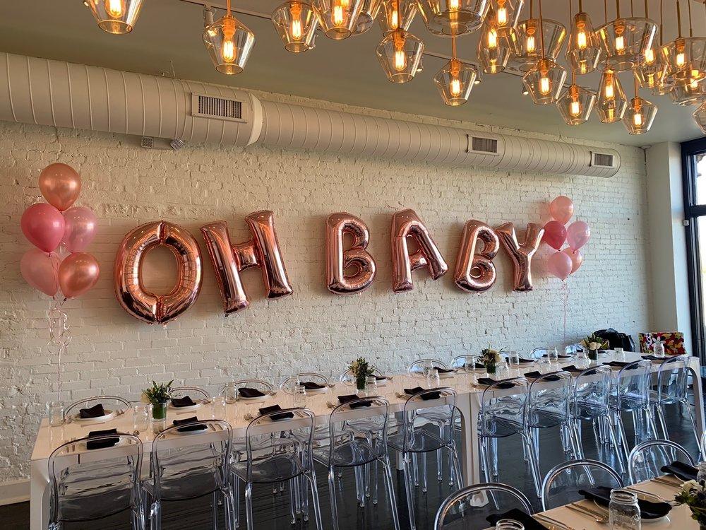 Columbus Baby Shower Venue