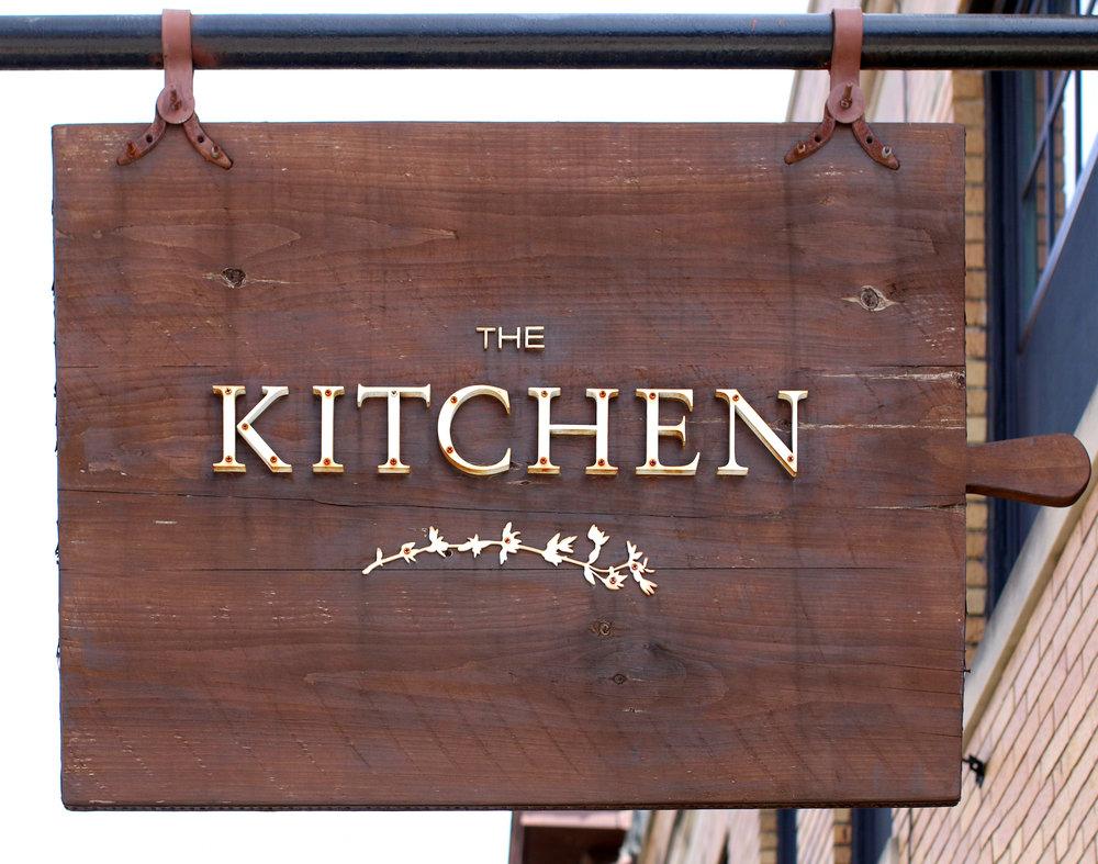 The Kitchen Columbus Cutting Board