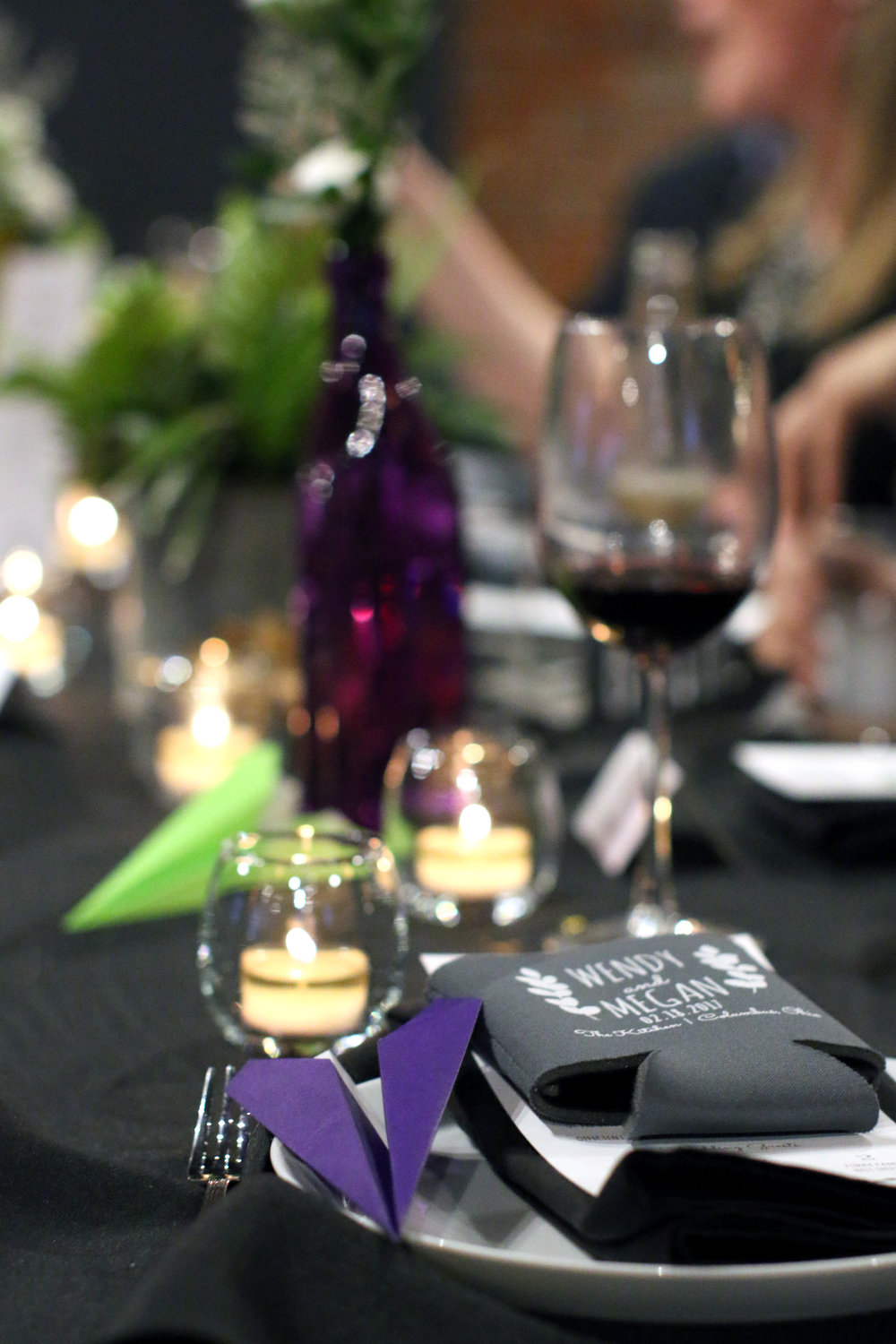Event Space Rehearsal Dinner