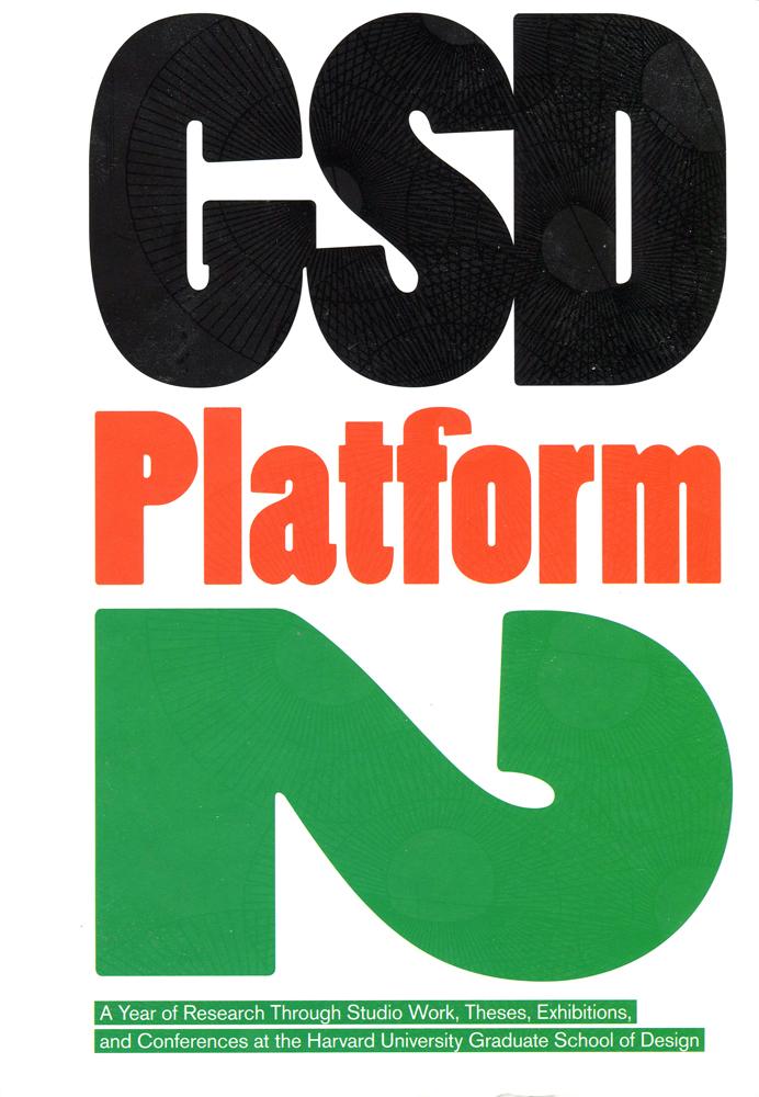 Platform GSD 2 / Cambridge, MA / 2009