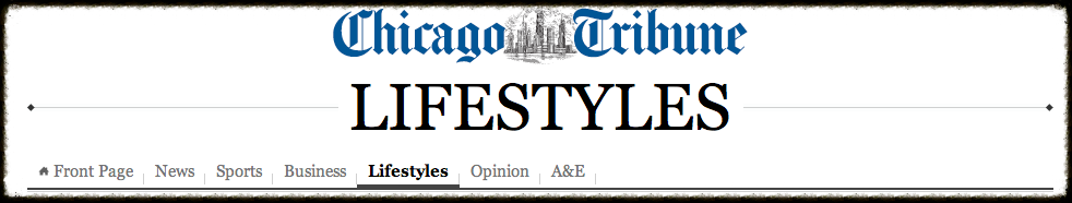 Read The Chicago Tribune Interview