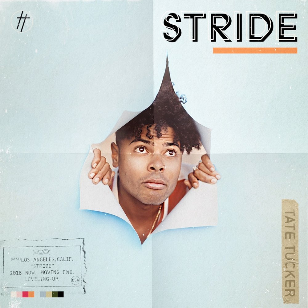 stride single art