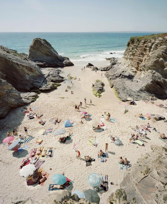 Praia Piquinia 11/06/11 16h36 by Christian Chaize | Digital C-Print