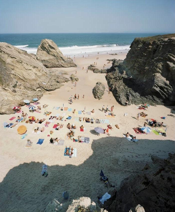 Praia Piquinia 13/08/10 11h05 by Christian Chaize | Digital C-Print