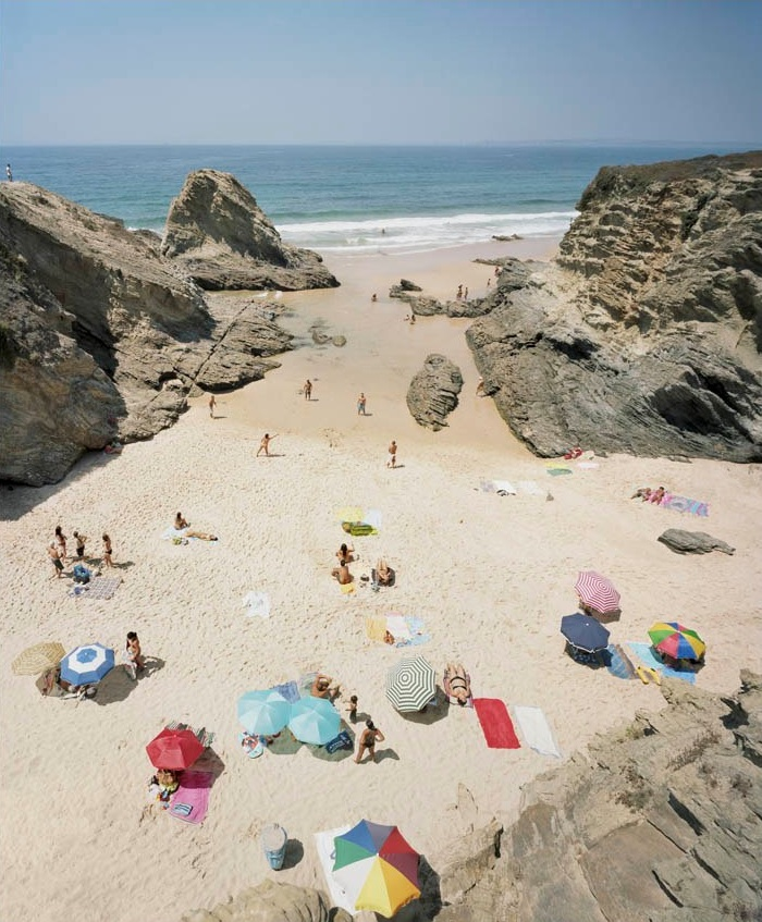 Praia Piquinia 15/08/10 14h31   by Christian Chaize | Digital C-Print