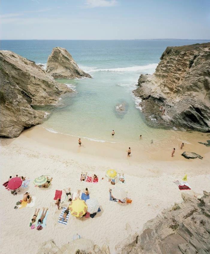 Praia Piquinia 21/08/10 14h04 by Christian Chaize | Digital C-Print