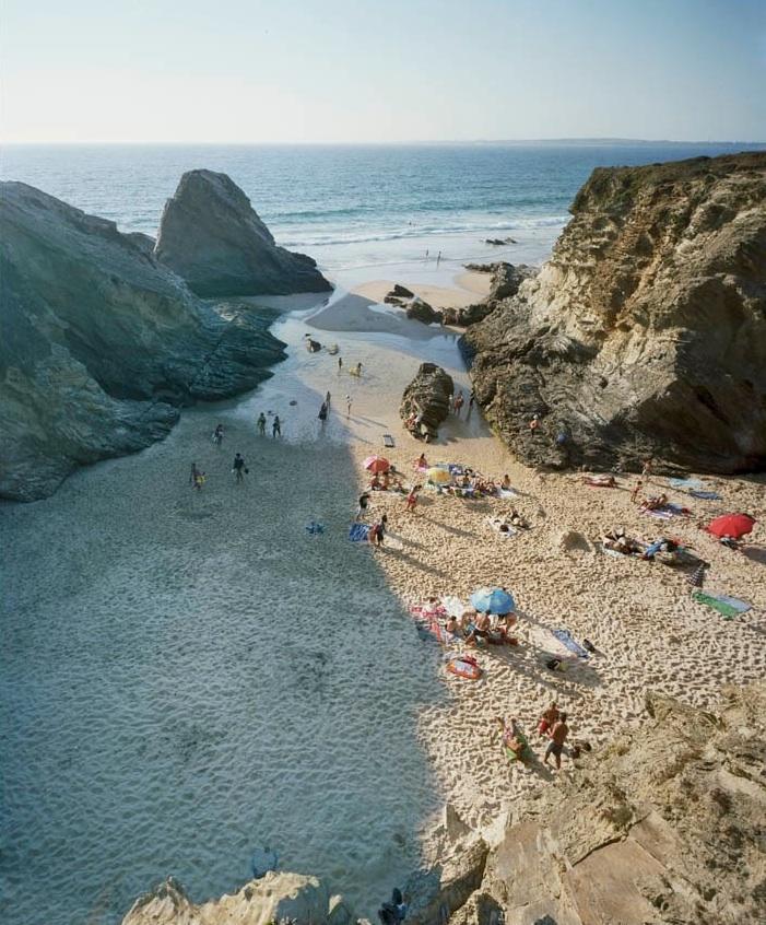 Praia Piquinia 21/08/10 18h46 by Christian Chaize | Digital C-Print