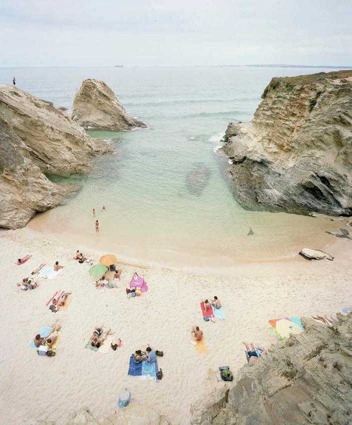 Praia Piquinia 23/08/10 13h46 by Christian Chaize | Digital C-Print