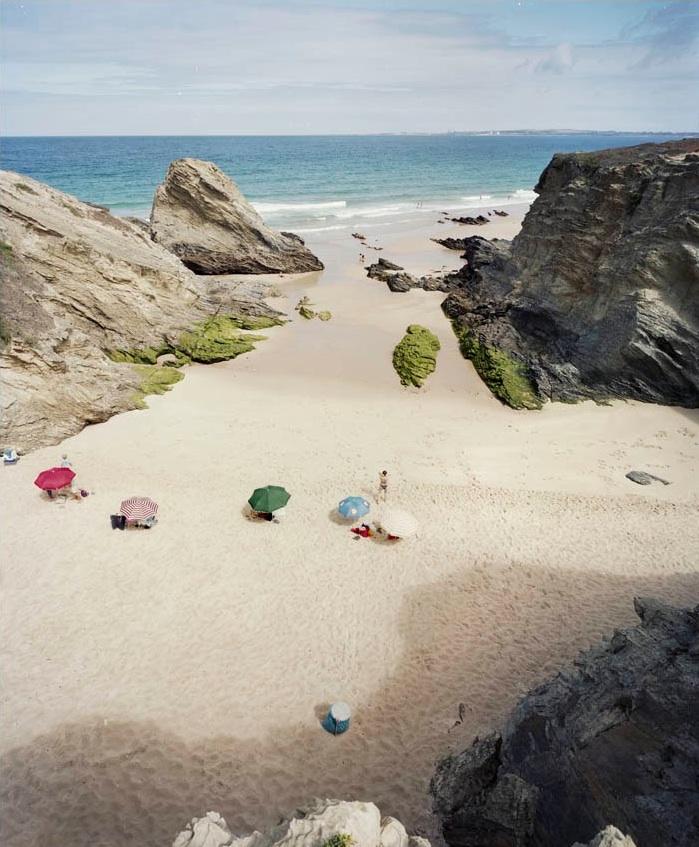 Praia Piquinia 26/06/09 11h04 by Christian Chaize | Digital C-Print