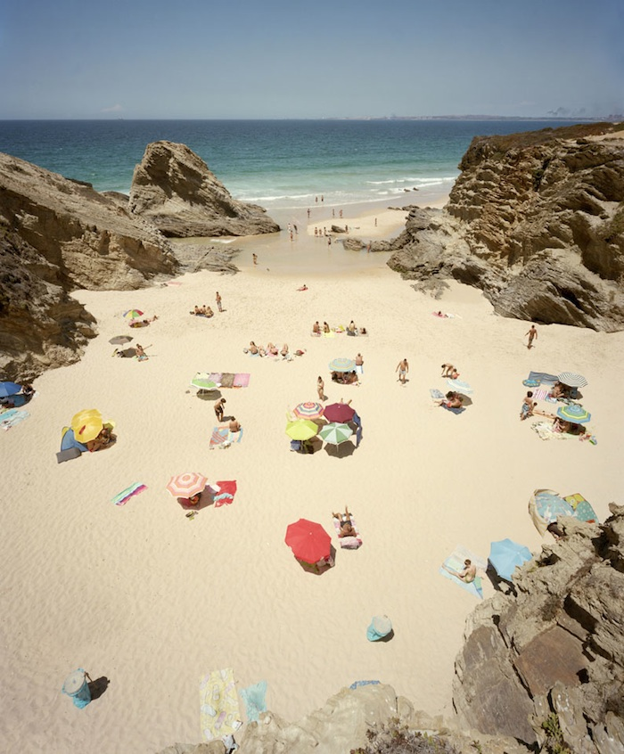 Praia Piquinia 05/08/12 13h38 by Christian Chaize | Digital C-Print