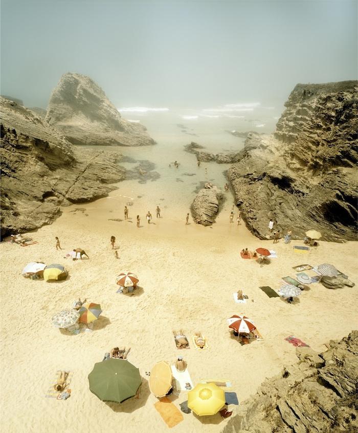 Praia Piquinia 06/08/04 15h40 by Christian Chaize | Digital C-Print