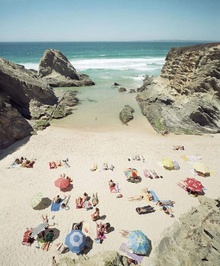 Praia Piquinia 12/08/07 14h20 by Christian Chaize | Digital C-Print